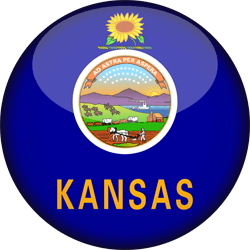 Kansas flag emoji - free download