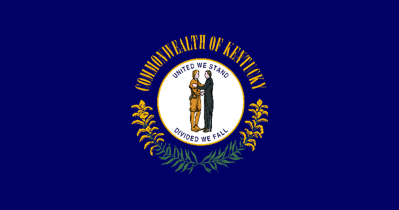 Drapeau du Kentucky