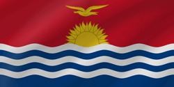 Flagge von Kiribati Icon - Gratis Download