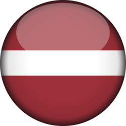 Latvia flag vector - free download