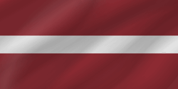 Latvia flag icon - free download