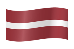 Flagge von Lettland Vektor - Gratis Download