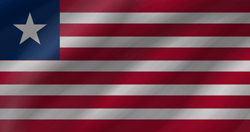 Flagge von Liberia Vektor - Gratis Download