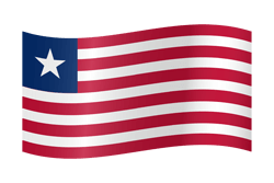 Flagge von Liberia Bild - Gratis Download