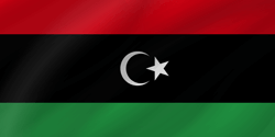 Flag of Libya - Wave
