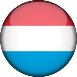 Luxemburg vlag vector - gratis downloaden