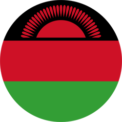 Malawi vlag icon - gratis downloaden