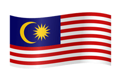 Malaysia flag icon - free download