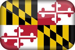 Maryland flag image - free download