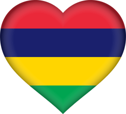 Mauritius flag icon - free download