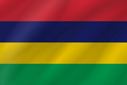 Flagge von Mauritius Icon - Gratis Download