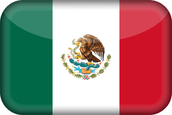 Mexico flag clipart - free download