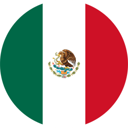 Mexico flag vector - free download