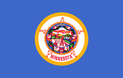 Flag of Minnesota - Original