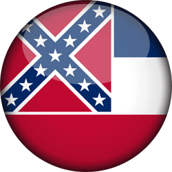 Download Mississippi vlag clipart - gratis download