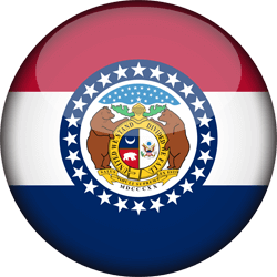 Flagge von Missouri Vektor - Gratis Download