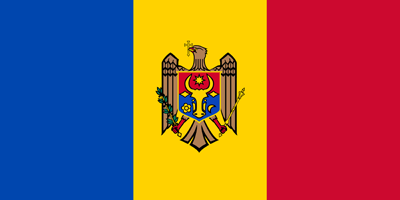 Flag of Moldova - Original