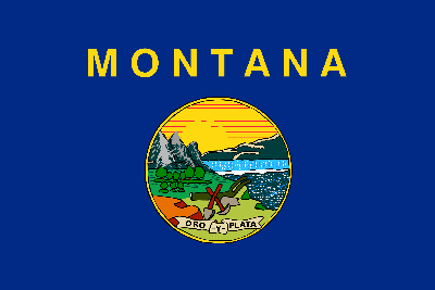 Flag of Montana - Original
