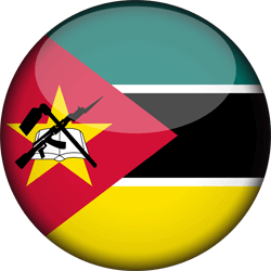 Mozambique flag emoji - free download