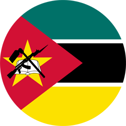 Mozambique flag vector - free download