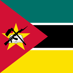 Mozambique flag emoji