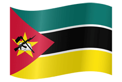 Mozambique flag image - free download