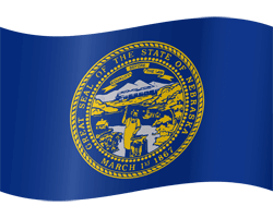 Download Nebraska flag clipart - free download