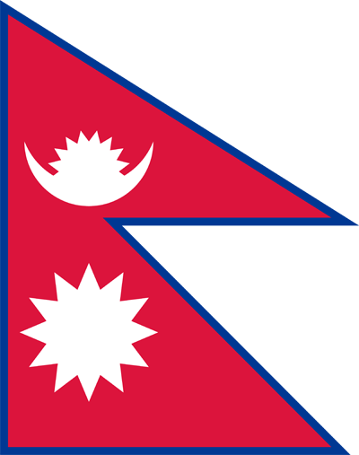 Flag of Nepal - Original
