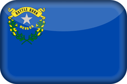 Flag of Nevada - 3D