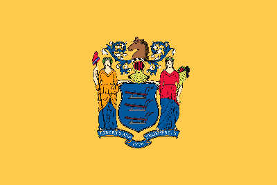 Flag of New Jersey - Original