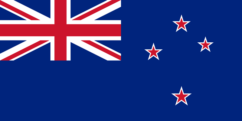 Flag of New Zealand - Flag of Aotearoa
