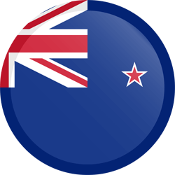 New Zealand flag vector - free download