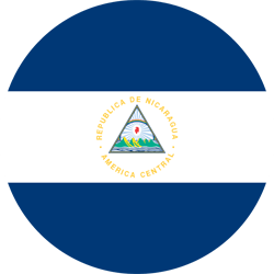 Resultado de imagen de nicaragua circle flag