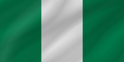 Flagge von Nigeria Vektor - Gratis Download