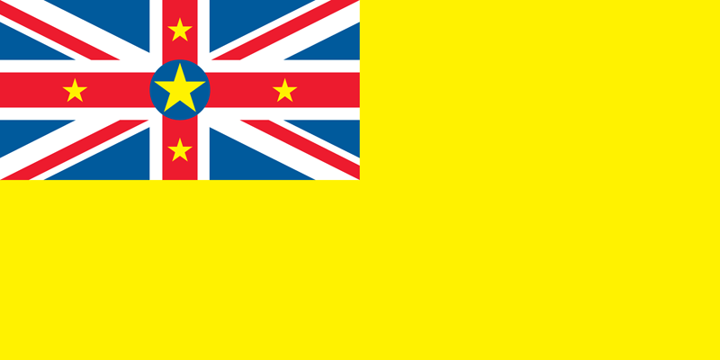 Flag Of Niue Image And Meaning Niuean Flag Country Flags