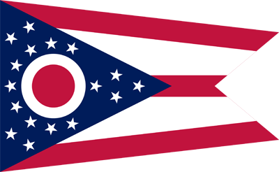 Drapeau de Ohio - Original