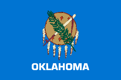 Flag of Oklahoma - Original