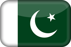 Pakistan flag clipart - free download