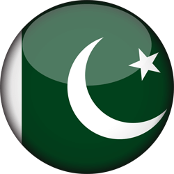 Flagge von Pakistan Icon - Gratis Download