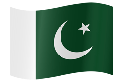 Pakistan vlag icon - gratis downloaden