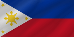 Flag of the Philippines - Wave