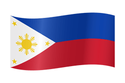 The Philippines flag clipart - free download