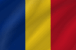 Romania flag icon - free download