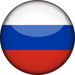 Russia flag vector - free download
