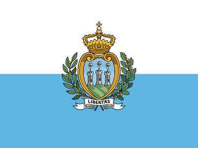 Flag of San Marino - Original