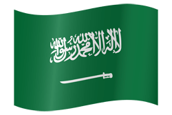 Flagge von Saudi-Arabien Clipart - Gratis Download