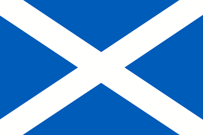Flag of Scotland - Original