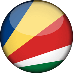 The Seychelles flag vector - free download