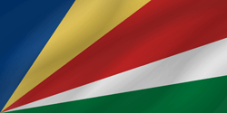 Flagge der Seychellen Icon - Gratis Download