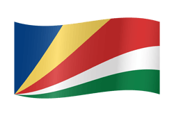 Flagge der Seychellen Bild - Gratis Download